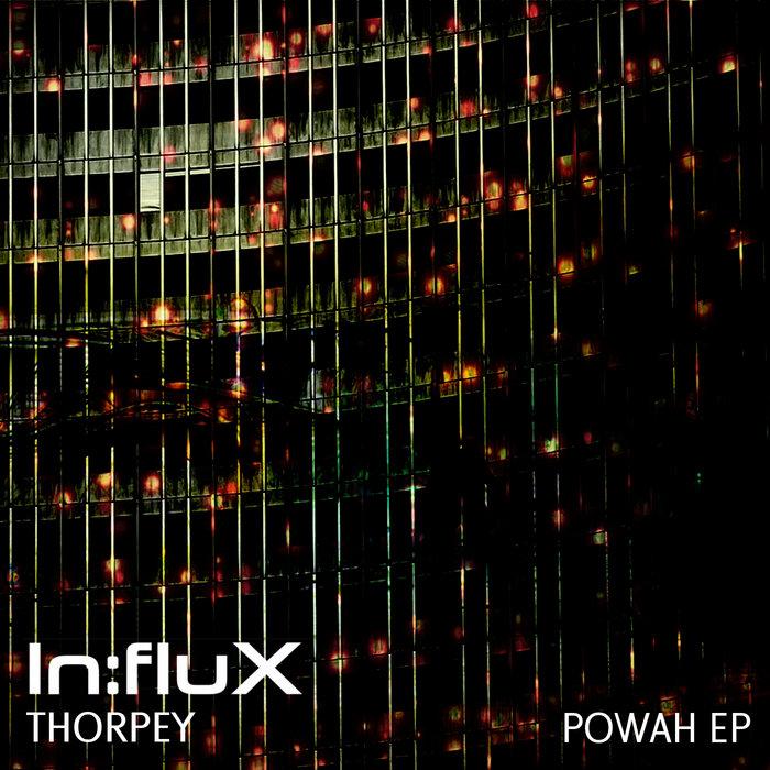 Thorpey - Powah EP Image