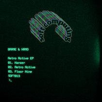 Retro Active EP cover art