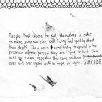 VA - SUICIDE // cut hands cover art