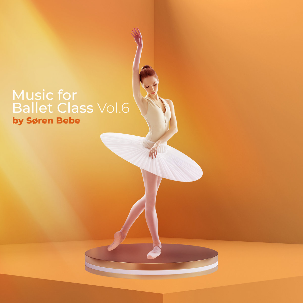 Music For Ballet Class Vol 6 Søren Bebe