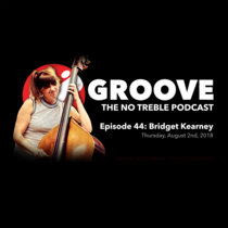 Groove – Episode #44: Bridget Kearney cover art