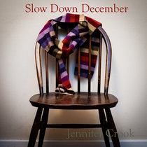 'Slow Down December' cover art