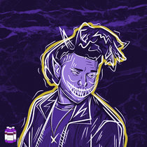 The Weeknd Screw Tape cover art