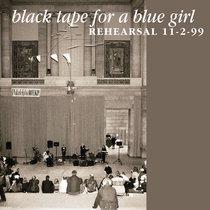 Rehearsal 11-2-99 cover art