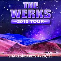 Live @ Shakespeare's 4/20/15 cover art