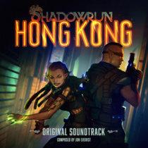 Shadowrun: Hong Kong Original Soundtrack cover art