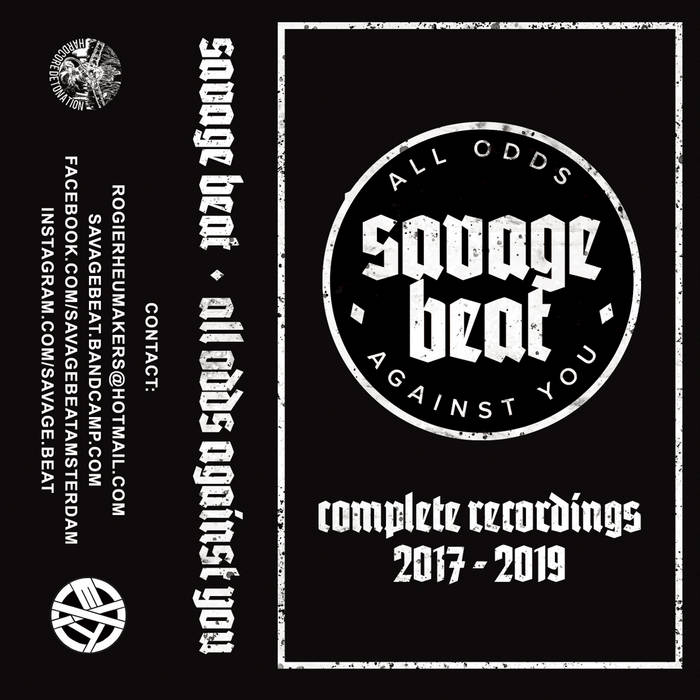 SAVAGE BEAT – All Odds Against You