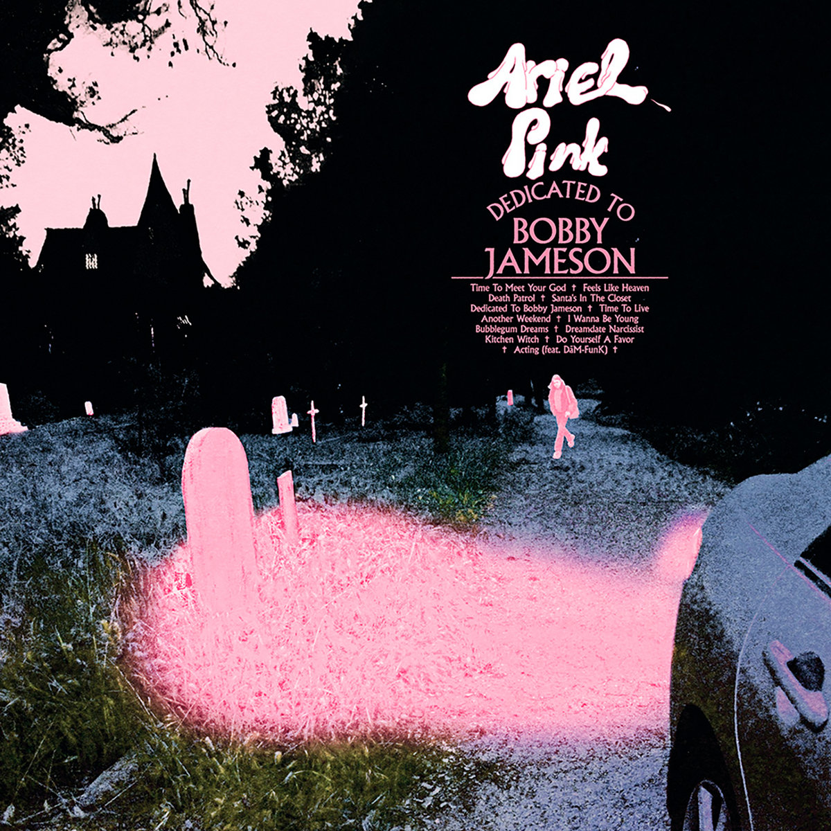 Dedicated to Bobby Jameson Ariel Pink