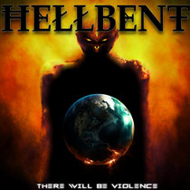 """""""There Will Be Violence"""" (2015) cover art"""