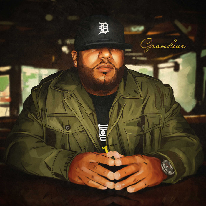 Grandeur, by Apollo Brown