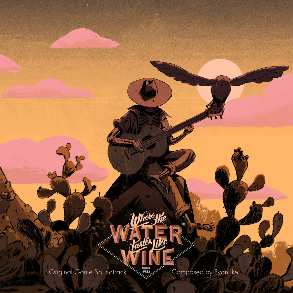 Where The Water Tastes Like Wine Original Soundtrack