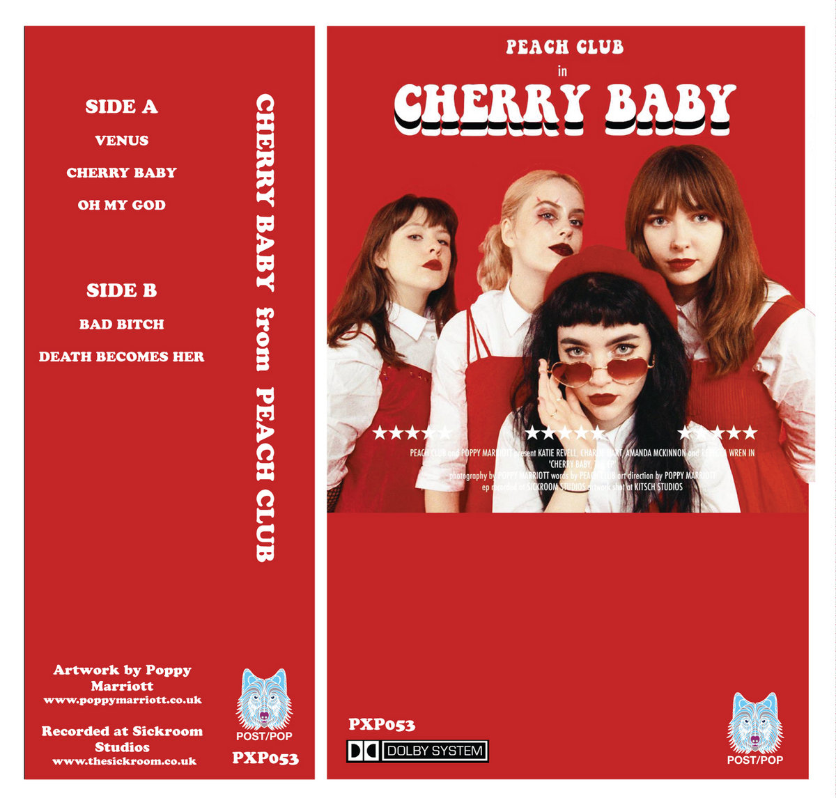 PEACH CLUB - CHERRY BABY (PXP053)