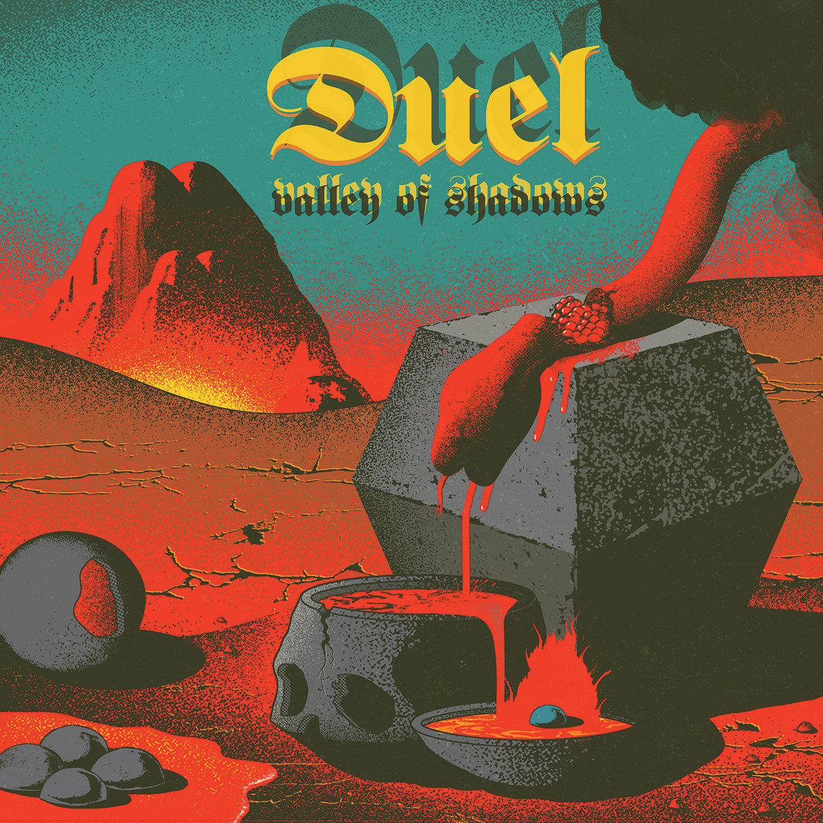 DUEL - Valley Of Shadows | HEAVY PSYCH SOUNDS Records