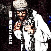 FREESTYLE #5,417 - O$B cover art
