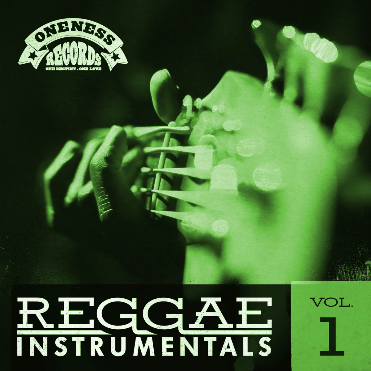Reggae Instrumentals Vol 1 (Oneness Records Presents) | Oneness-Records