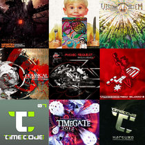 Tracks From Compilations (2005-2010) cover art