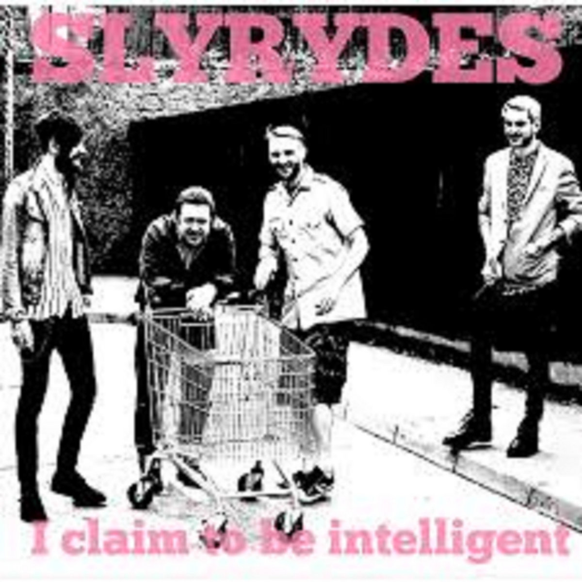 I Claim To Be Intelligent by Slyrydes