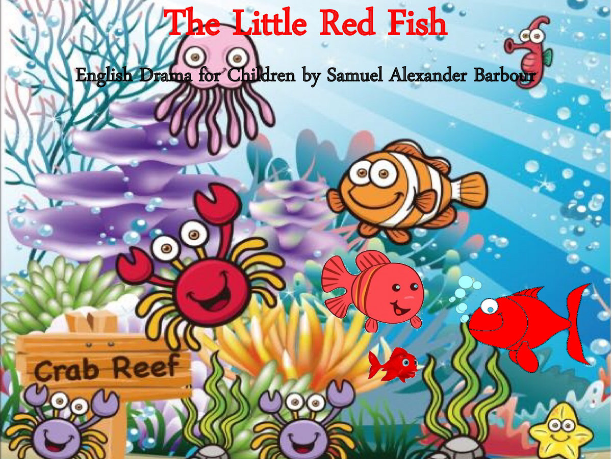 little red fish