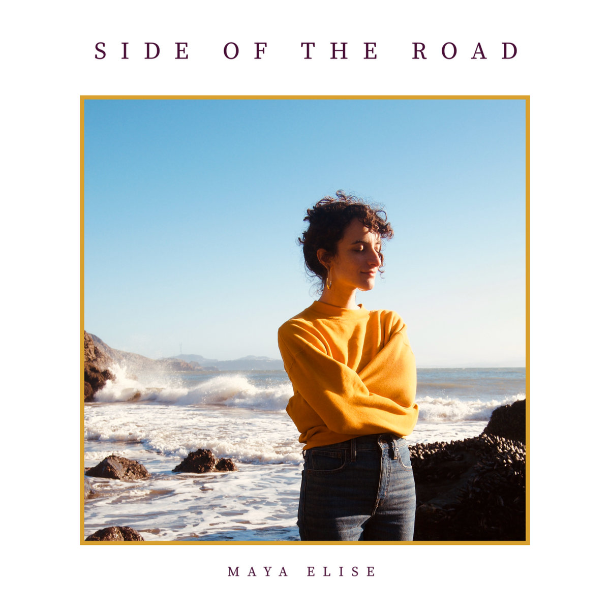 Side of the Road by Maya Elise