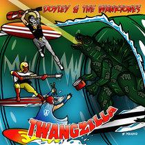 Doyley & The Wanktones - Twangzilla cover art