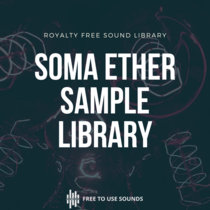 SOMA Ether Sound Sample Library cover art
