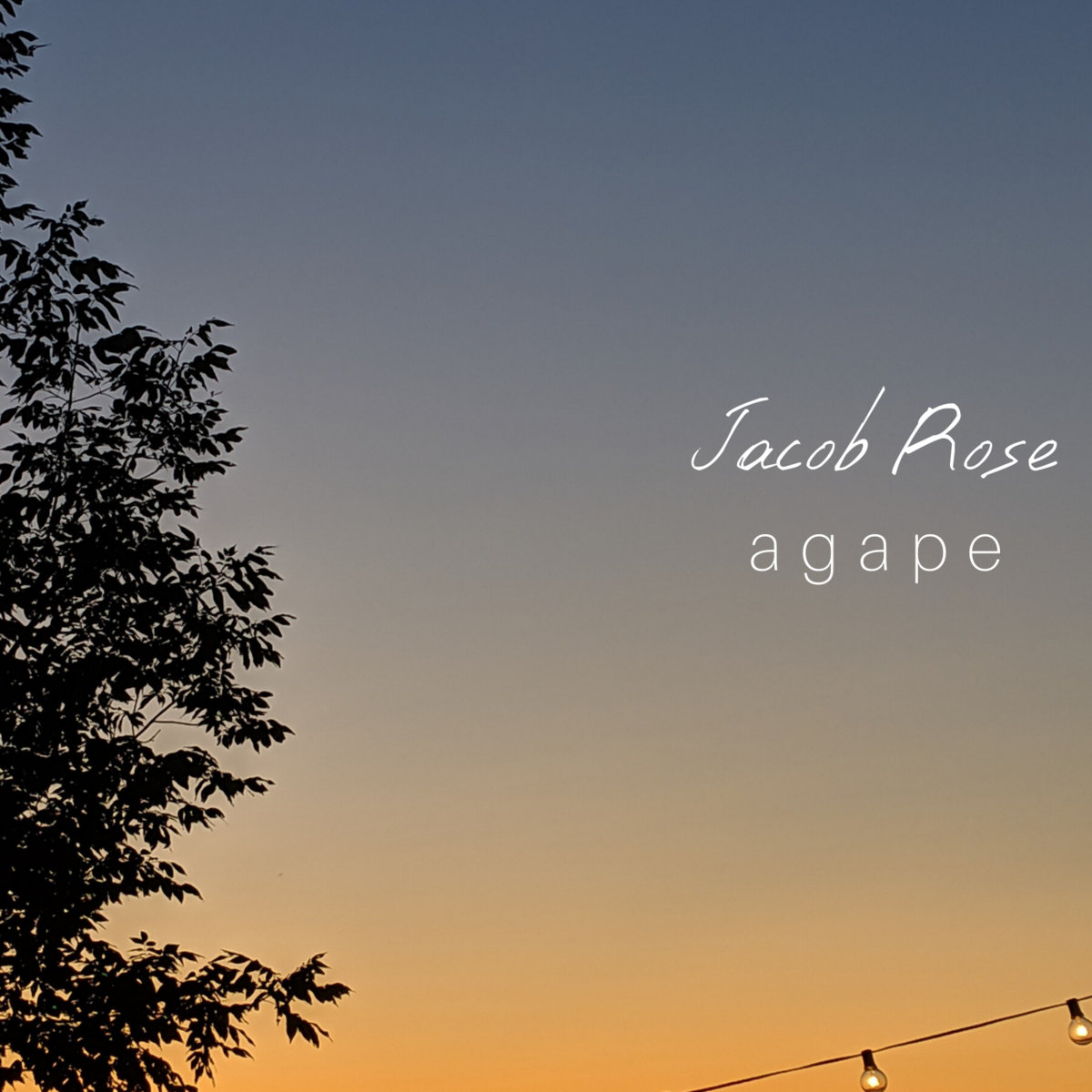Agape by Jacob Rose