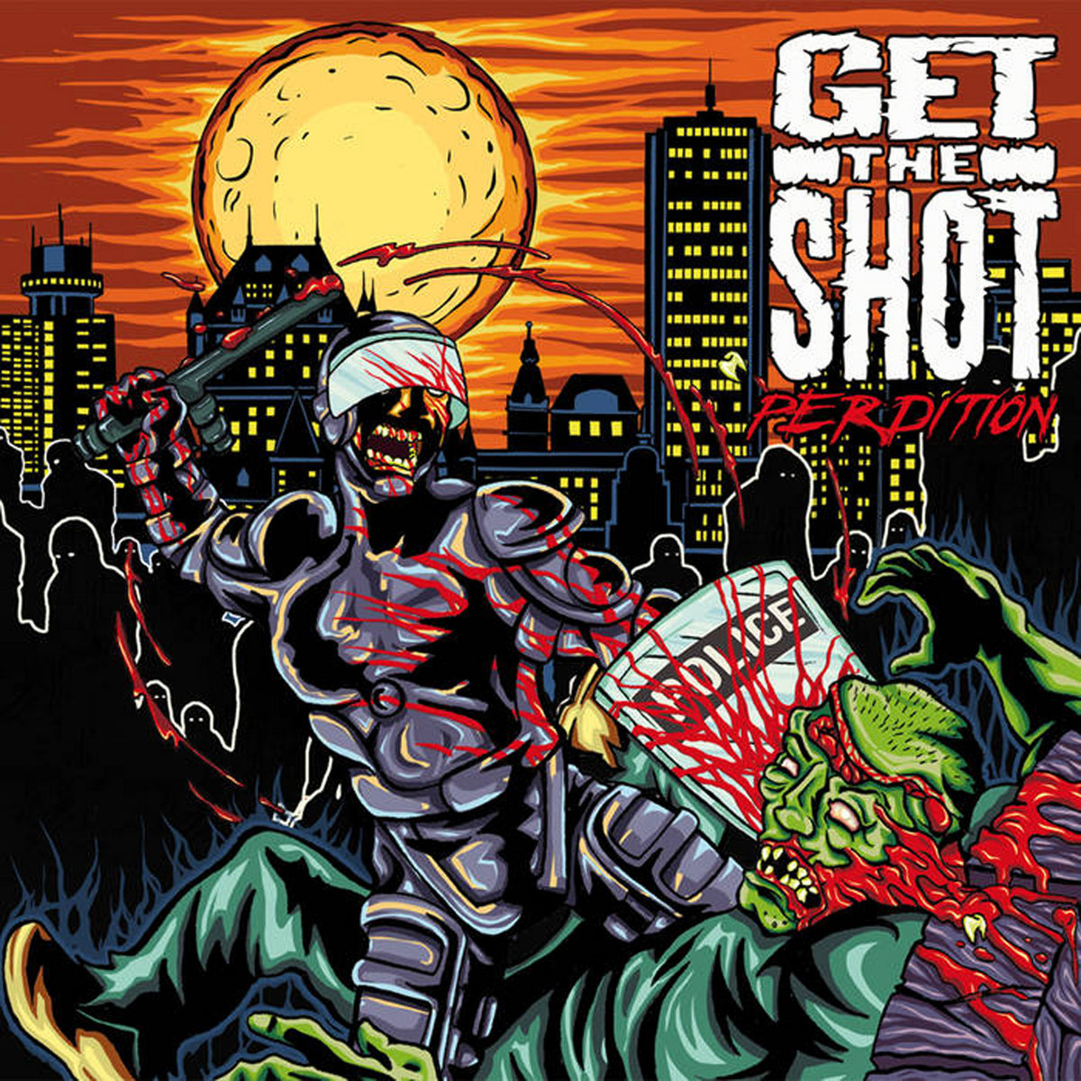 GET THE SHOT - Perdition - 33T