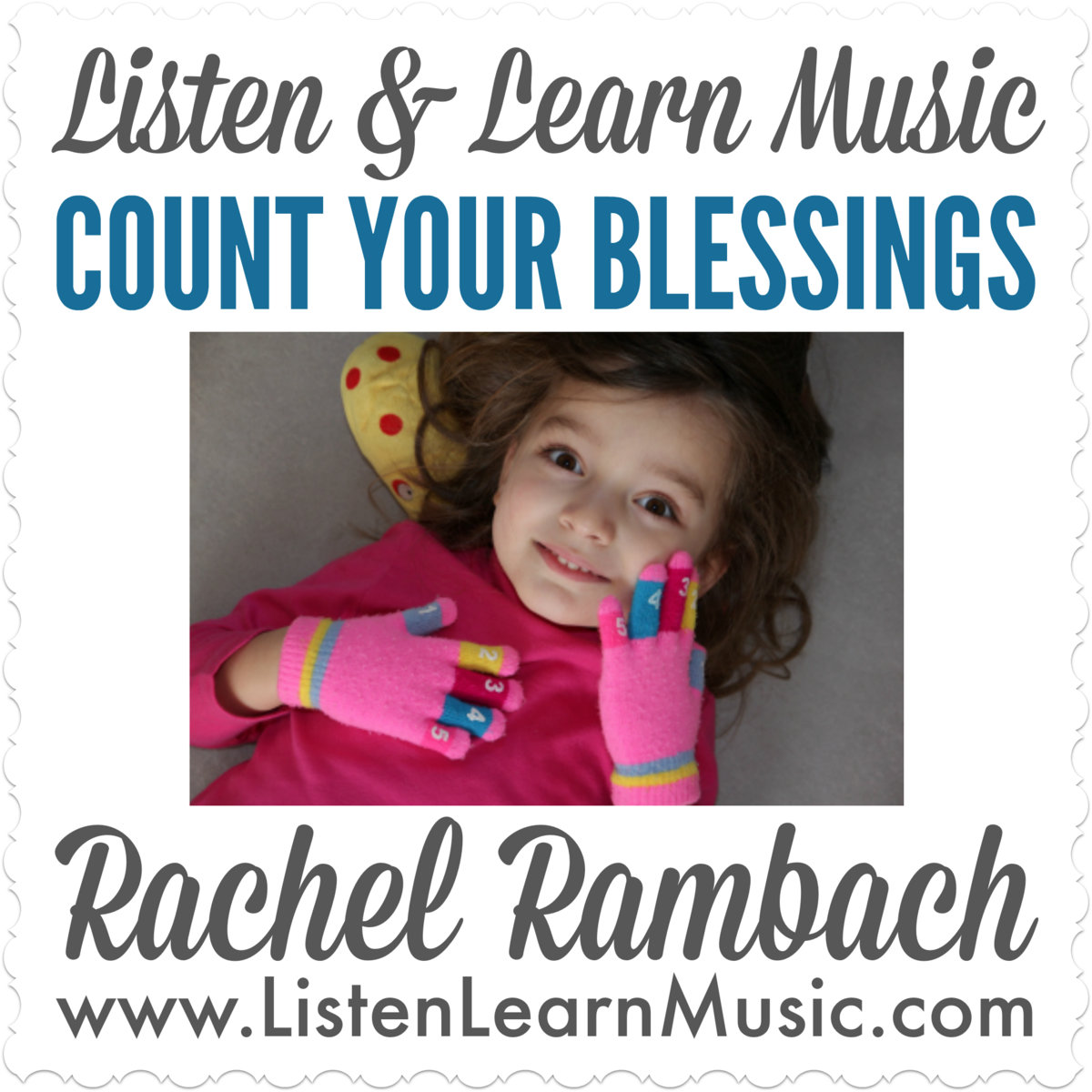 Count Your Blessings (Instrumental) | Listen & Learn Music
