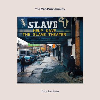 City For Sale by Von Pea