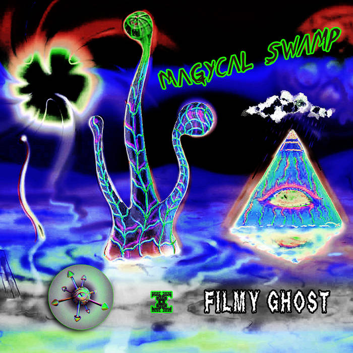 Neurologick Thunder Rkdz x Filmy Ghost – MΛGYCΛL SWΛMP