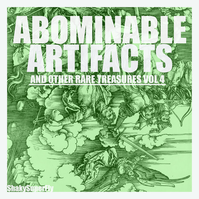 F Action Alternative Rock It Up Vol 5 Free: Abominable Artifacts And Other Rare Treasures Vol 4