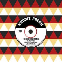 Freshstrumentals Vol. 1 cover art