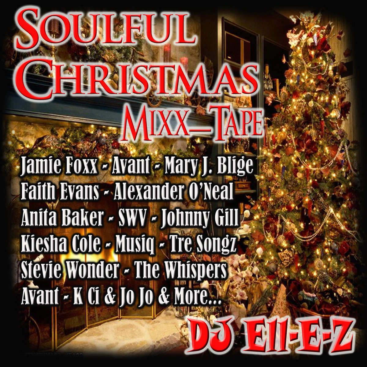 Luther Vandross Christmas.A Kiss For Christmas Luther Vandross Dj El Le Z