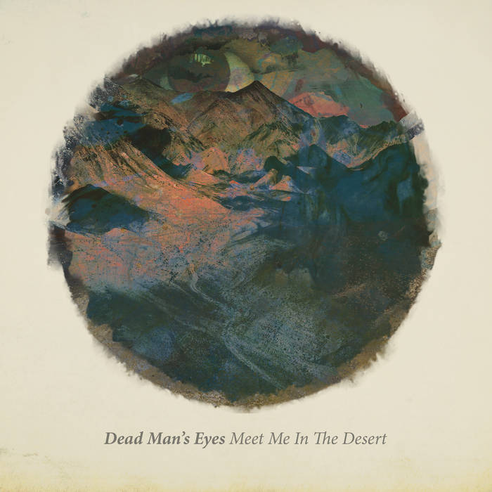 Meet Me In The Desert cover art