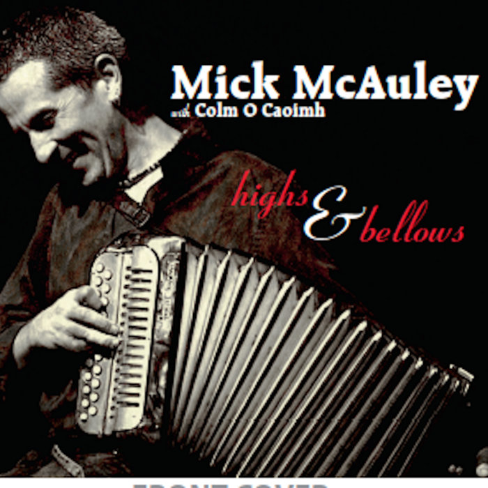 Mick McAuley with Colm O Caoímh on Bandcamp