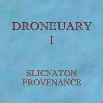 Droneuary I - Provenance cover art