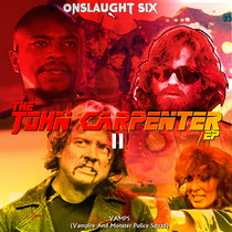 The John Carpenter EP II cover art