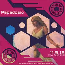 2013-11-9 - Trocadero - Philadelphia, PA cover art