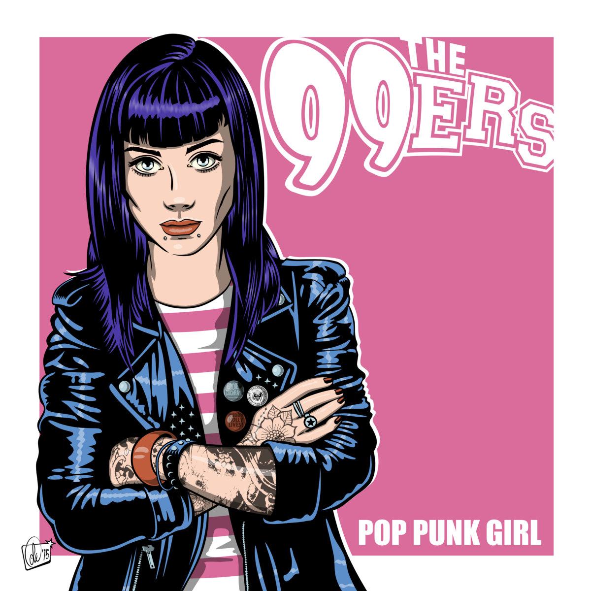 Punk rock girl mp3