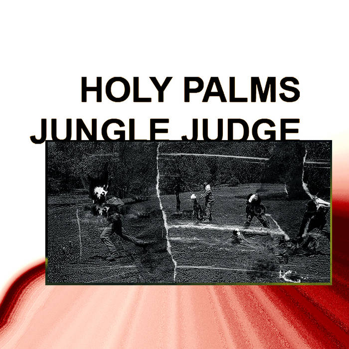 Jungle Judge cover art