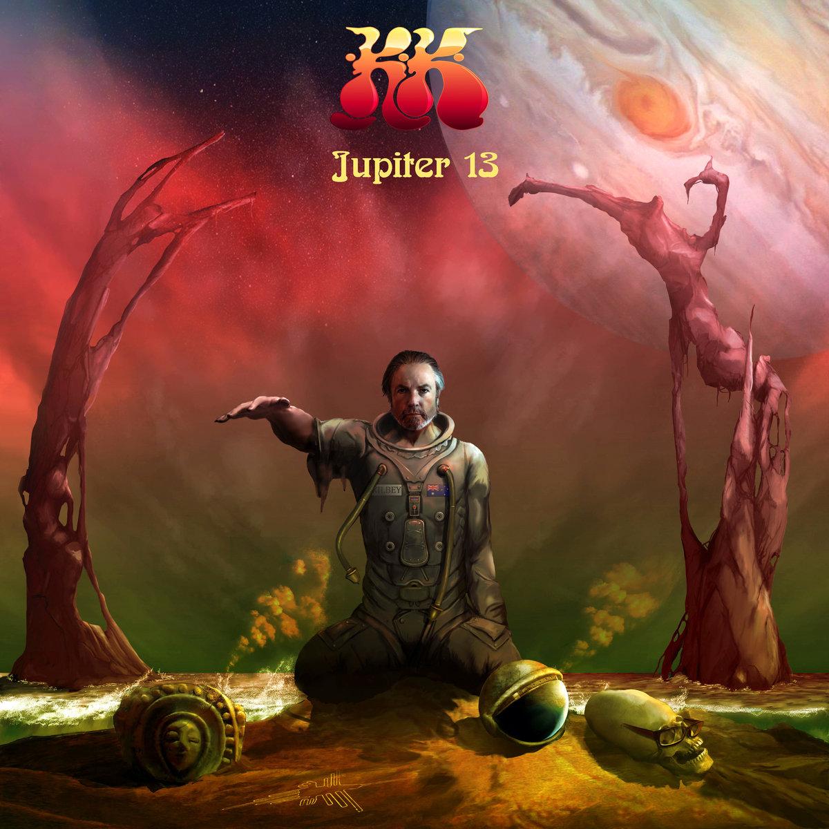 Jupiter 13 cover image