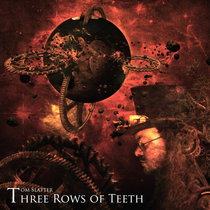 Three Rows Of Teeth (2016 expanded edition) cover art