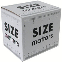 Size Matters (4 track EP) cover art