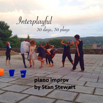 InterPlayful (30 Days, 30 Plays of Piano Improv) cover art