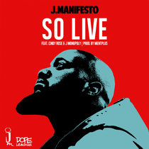 So Live (Single Deluxe) cover art