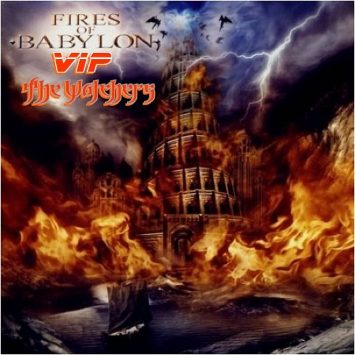 Fires Of Babylon VIP cover art