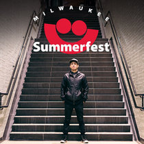 DJ Promote Summerfest Opener Set - Milwaukee, WI cover art