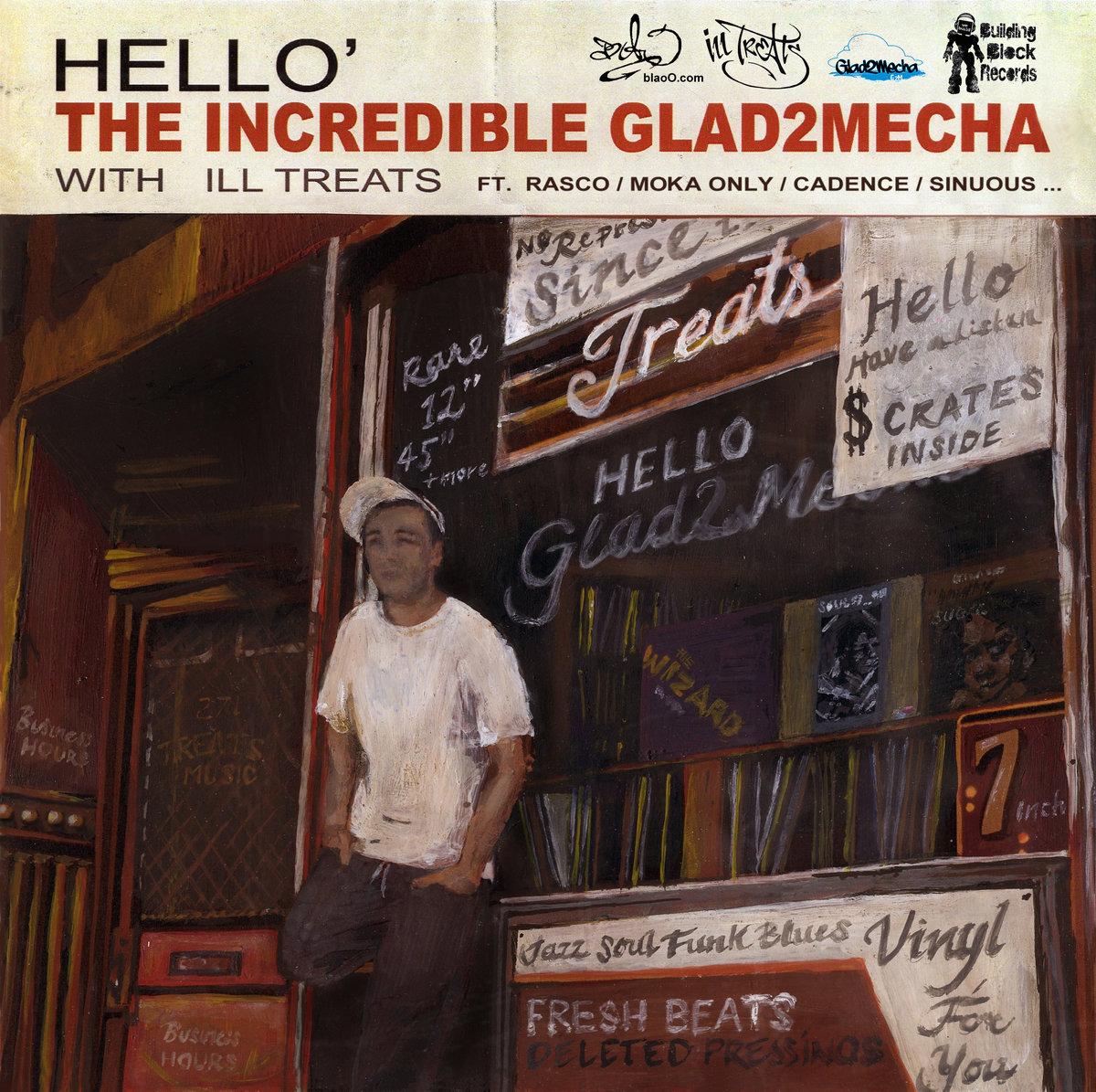 Hello | ILL Treats