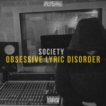 Society - Obsessive Lyric Disorder cover art