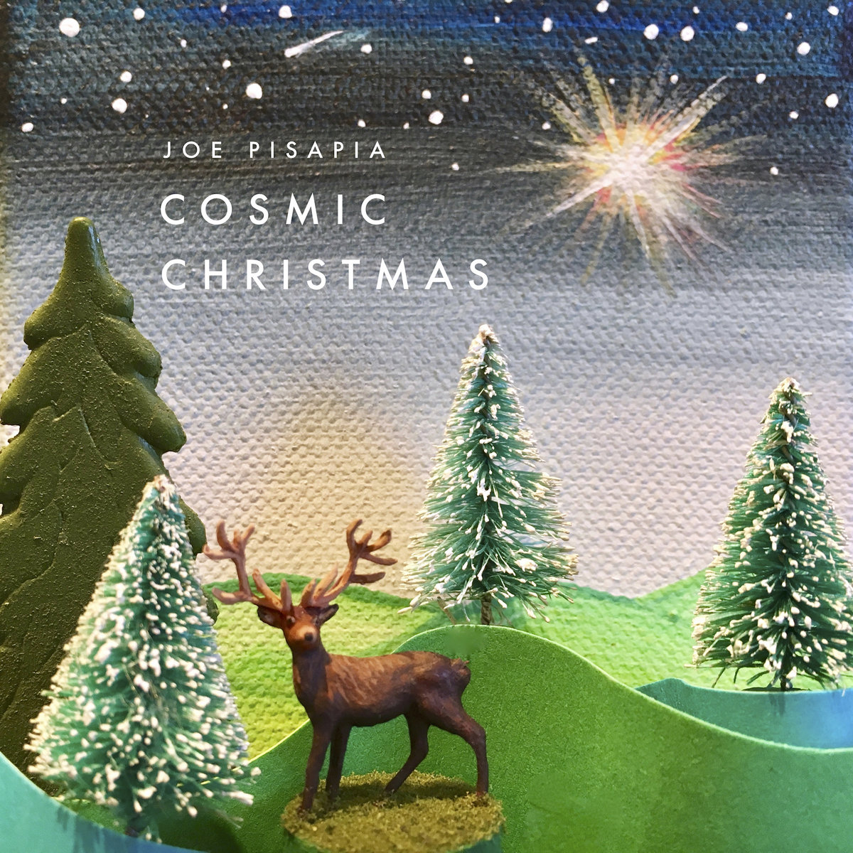 Cosmic Christmas | Joe Pisapia